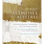 EPISTOLOGRAFÍA Y MEMORIA DE LA CULTURA ESCRITA