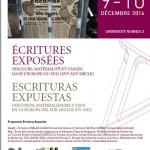 PODER, FUERZA Y CONTROL DE LAS ESCRITURAS EXPUESTAS