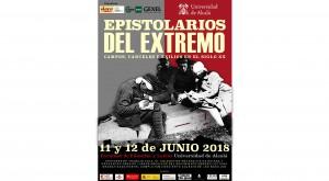 CARTEL EPISTOLARIOS DEL EXTREMO_PROYECTAR
