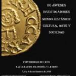 """IV CONGRESO INTERNACIONAL DE JÓVENES INVESTIGADORES """"MUNDO HISPÁNICO: CULTURA, ARTE Y SOCIEDAD"""""""