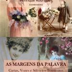 LIBRO: AS MARGENS DA PALAVRA: CARTAS, VOZES E SILÊNCIOS FEMININOS