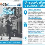 """EXPOSICIÓN """"""""CIAO ITALIA!"""" UN SECOLO DI IMMIGRAZIONE E CULTURA ITALIANA IN FRANCIA"""""""