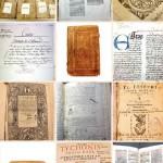 """JORNADA """"INCUNABLES Y PATRIMONIO BIBLIOGRÁFICO"""""""