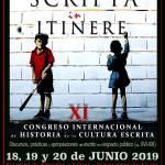 """XI CIHCE SCRIPTA IN ITINERE Y EXPOSICIÓN """"ALCALÁ, CIUDAD ESCRITA"""""""